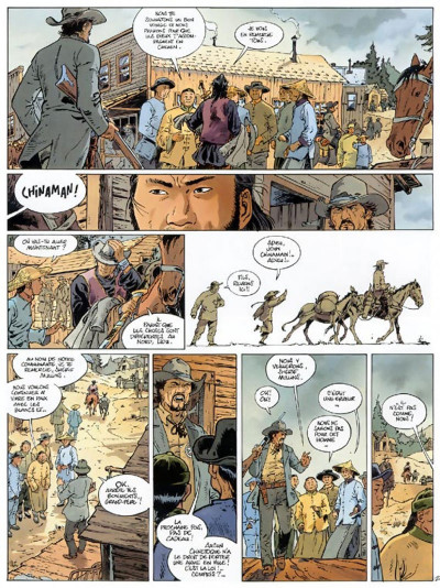 Page 4 chinaman tome 3 - pour rose