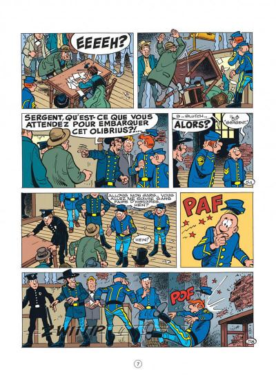 Page 7 les tuniques bleues tome 45 - émeutes à new york