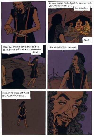 Page 3 les olives noires tome 2 - adam harishon