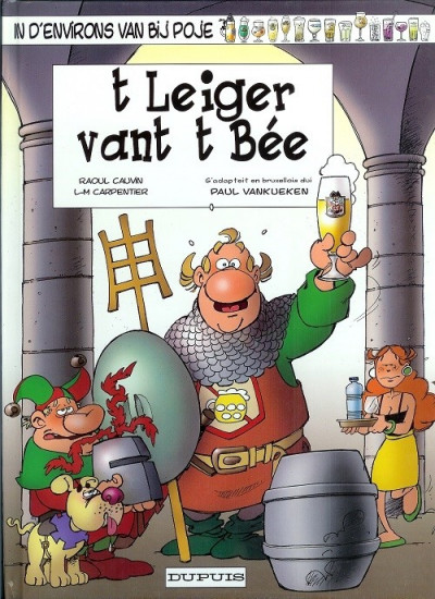 Couverture poje tome 13 - t leiger vant't bee