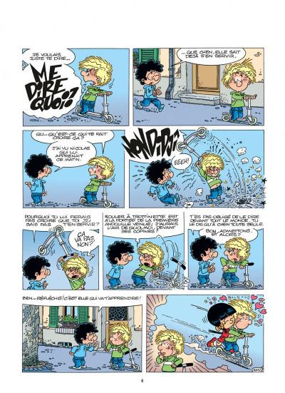 Page 4 cédric tome 16 - où sont les freins ?