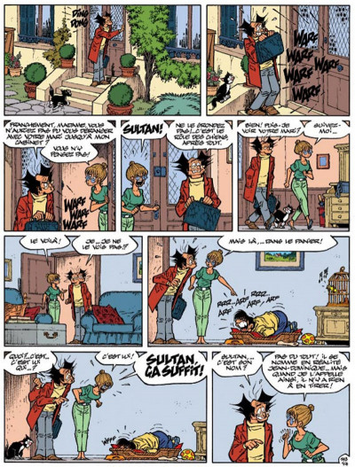 Page 1 les psy tome 10 - et à part çà ?
