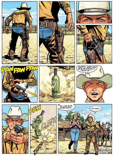 Page 1 buck danny tome 50 - sabotage au texas