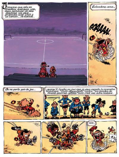 Page 1 le petit spirou tome 11 - tu ne s'ras jamais grand
