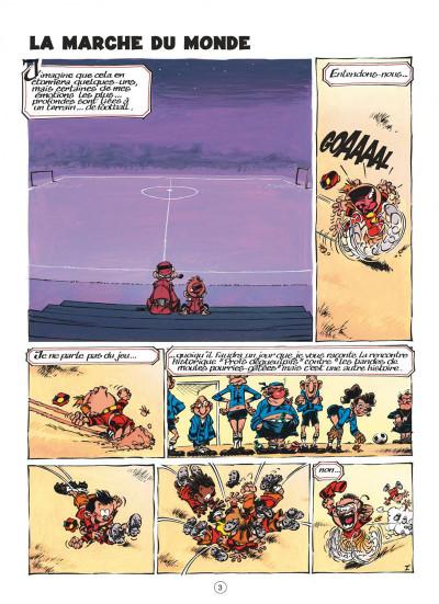Page 3 le petit spirou tome 11 - tu ne s'ras jamais grand