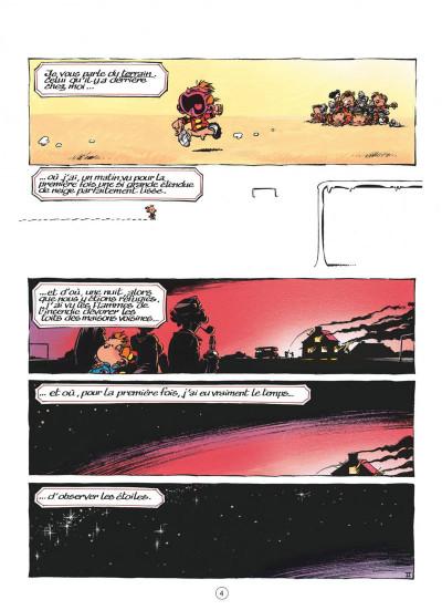 Page 4 le petit spirou tome 11 - tu ne s'ras jamais grand