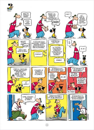 Page 3 parker & badger tome 1 - duo de choc