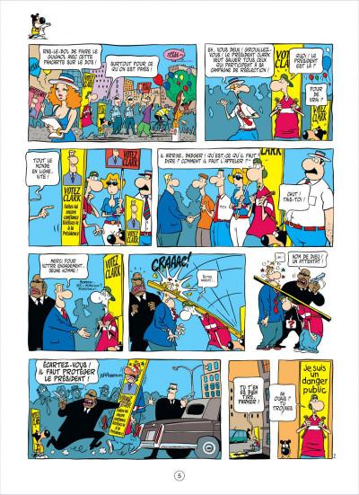 Page 5 parker & badger tome 1 - duo de choc