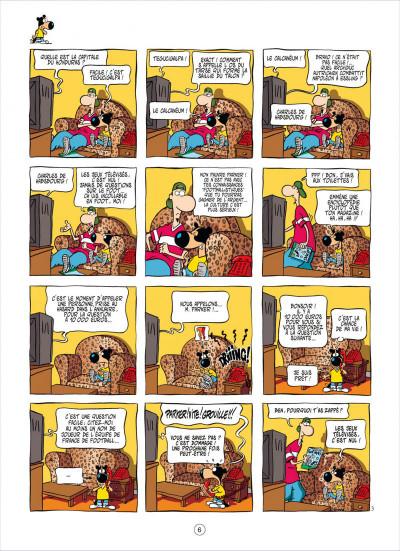 Page 6 parker & badger tome 1 - duo de choc