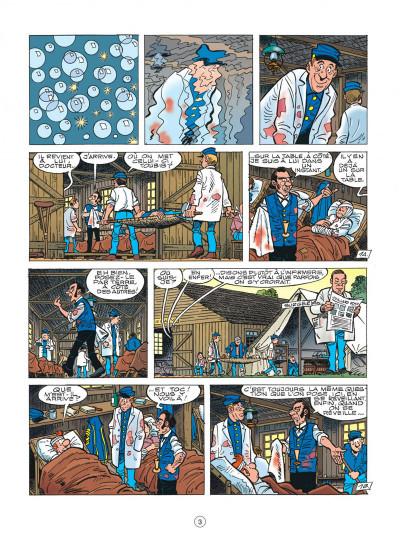 Page 3 les tuniques bleues tome 46 - requiem pour un bleu