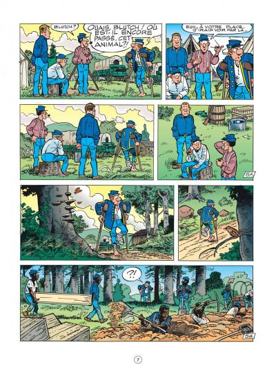 Page 7 les tuniques bleues tome 46 - requiem pour un bleu