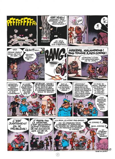 Page 7 le petit spirou tome 12 - c'est du joli