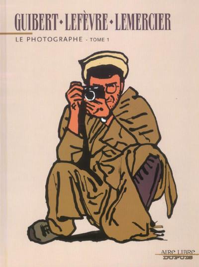 Couverture le photographe tome 1