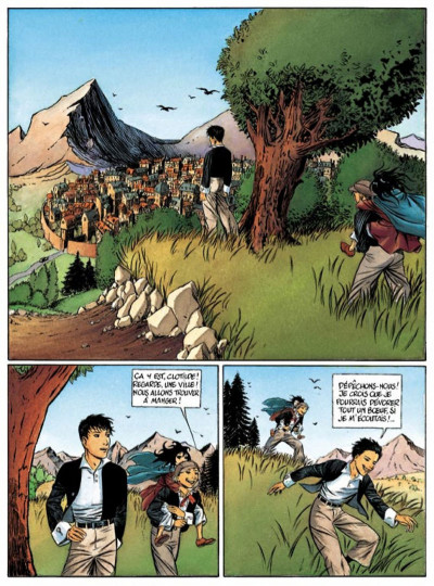 Page 1 le croquemitaine tome 1