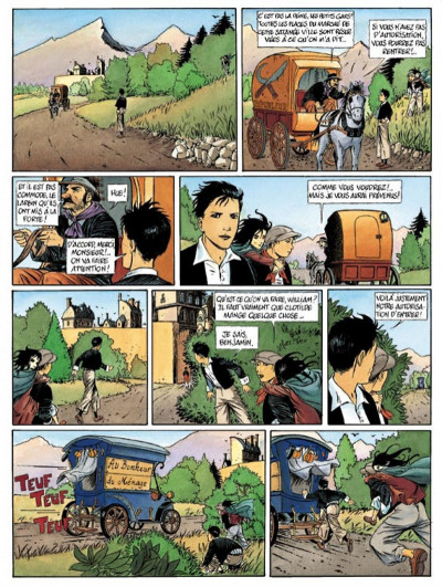 Page 2 le croquemitaine tome 1