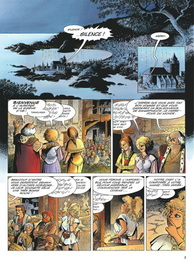 Page 3 aria tome 25 - florineige