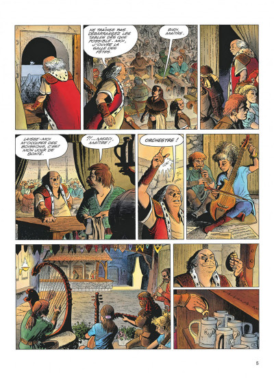 Page 5 aria tome 25 - florineige