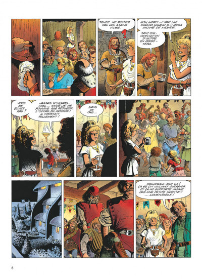 Page 6 aria tome 25 - florineige