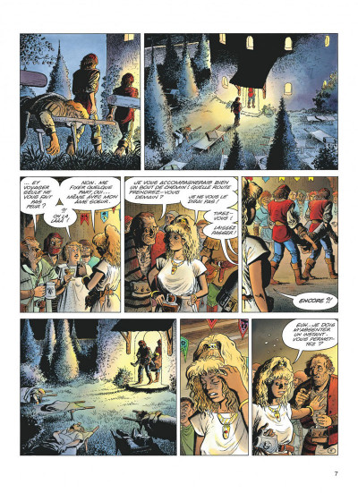 Page 7 aria tome 25 - florineige