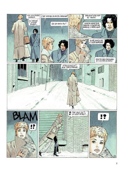 Page 6 Jessica Blandy tome 22 - blue harmonica