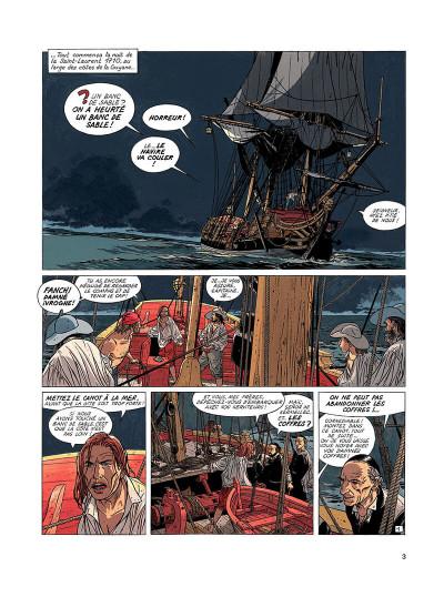Page 2 l'epervier tome 6 - les larmes de tlaloc