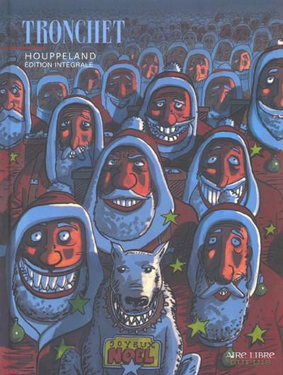 Couverture Houppeland - intégrale