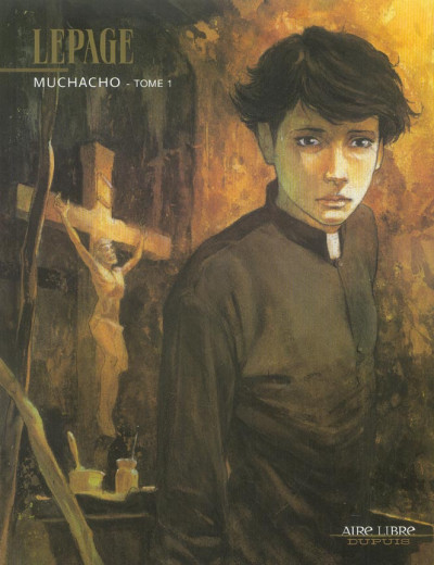 Couverture muchacho tome 1
