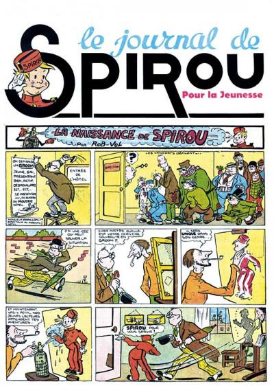 Page 1 spirou hors série tome 3 - la voix sans maitre et 5 autres aventures
