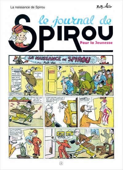 Page 3 spirou hors série tome 3 - la voix sans maitre et 5 autres aventures
