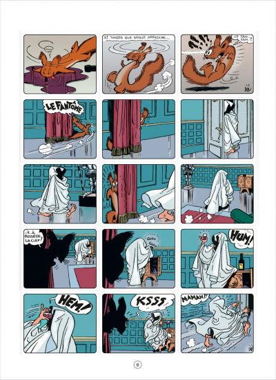 Page 6 spirou hors série tome 4 - fantasio et le fantôme et 4 autres aventures