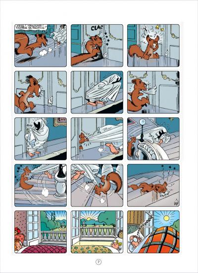 Page 7 spirou hors série tome 4 - fantasio et le fantôme et 4 autres aventures
