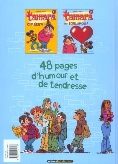Dos tamara tome 2 - c'est bon l'amour