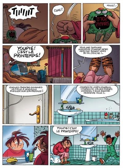 Page 1 tamara tome 2 - c'est bon l'amour