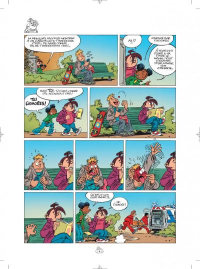 Page 4 tamara tome 2 - c'est bon l'amour