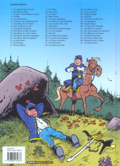 Dos les tuniques bleues tome 47 - les nancy hart