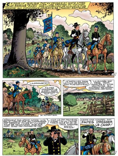 Page 1 les tuniques bleues tome 47 - les nancy hart