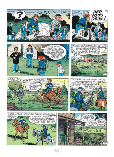 Page 7 les tuniques bleues tome 47 - les nancy hart