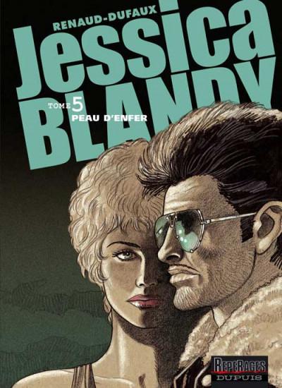 Couverture Jessica Blandy tome 5 - peau d'enfer