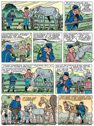 Page 1 les tuniques bleues tome 48 - arabesque