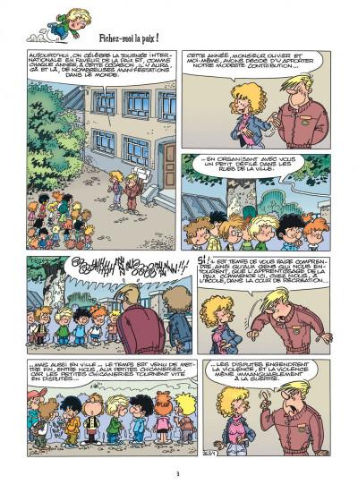 Page 3 cédric tome 19 - on se calme !