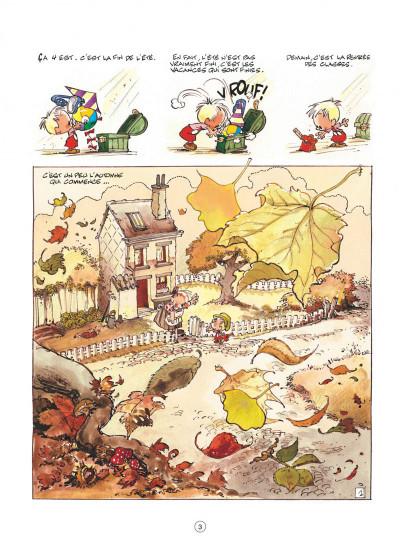 Page 3 jojo tome 14 - la ballade des quatre saisons