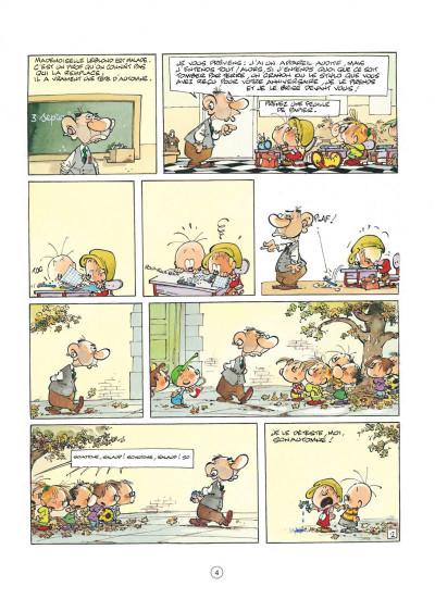 Page 4 jojo tome 14 - la ballade des quatre saisons