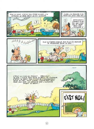Page 6 jojo tome 14 - la ballade des quatre saisons