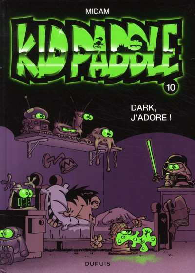 Couverture Kid Paddle tome 10