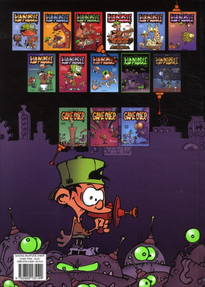 Dos Kid Paddle tome 10