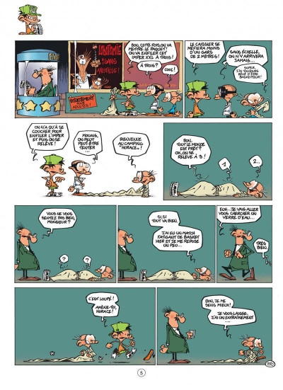 Page 5 Kid Paddle tome 10