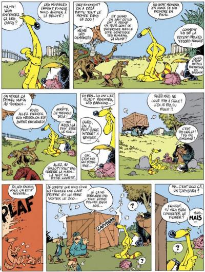 Page 1 pédro le coati tome 3