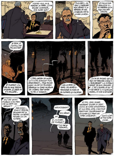 Page 2 le choucas tome 6 - le choucas gagne à être connu