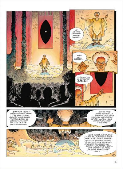 Page 3 aria tome 26 - le jardin de baohm