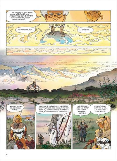 Page 4 aria tome 26 - le jardin de baohm